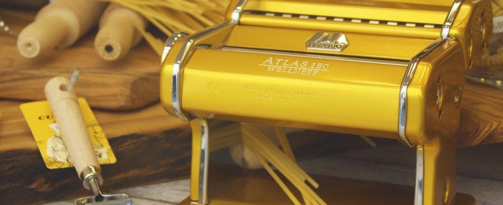 avantages d'avoir une machine à pâtes