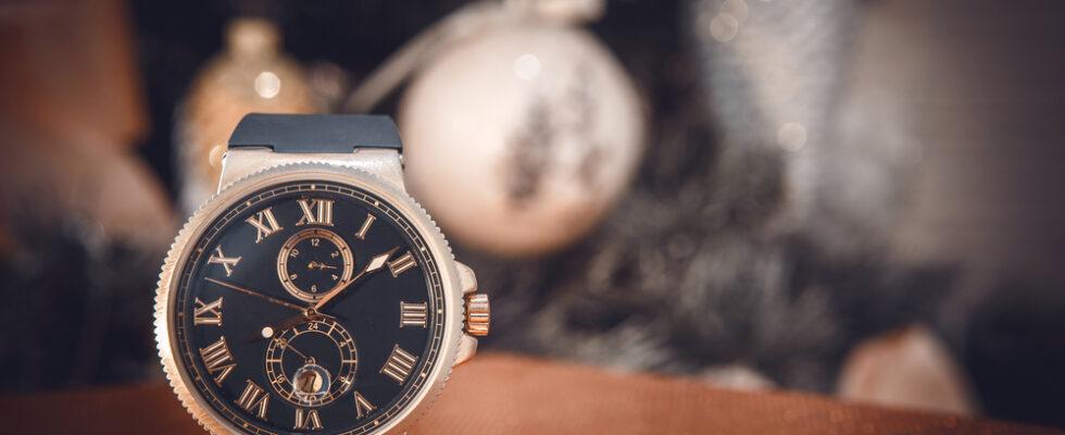 montre de la marque Breitling