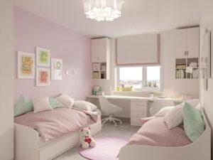 Les règles à respecter pour bien aménager une chambre d'enfant selon l'âge